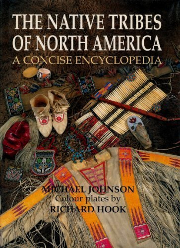 9780028971896: The Native Tribes of North America: A Concise Encyclopedia