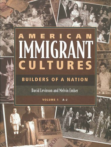 9780028972084: American Immigrant Cultures: Builders of a Nation (2 Volume Set)