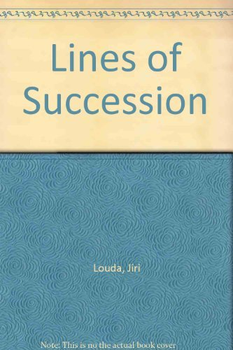 9780028972558: Lines of Succession: Heraldry of the Royal Families of Europe