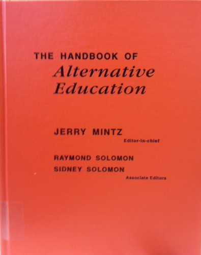 9780028973036: The Handbook of Alternative Education
