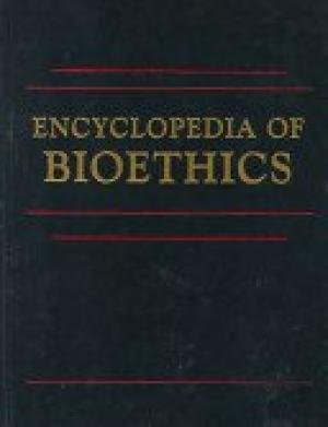 9780028973555: Encyclopedia of Bioethics (5-Volume Set)