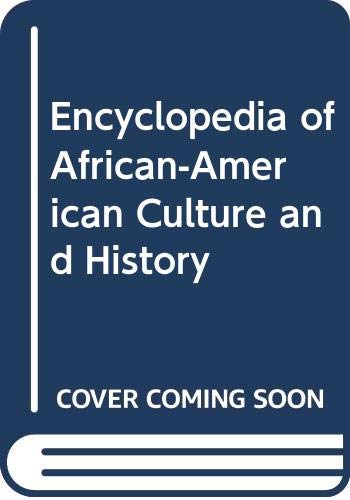 9780028973661: The Encyclopedia of African American Culture & History, Vol. 4