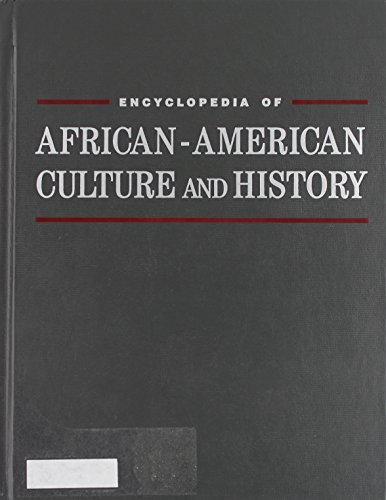 9780028973678: The Encyclopedia of African American Culture and History