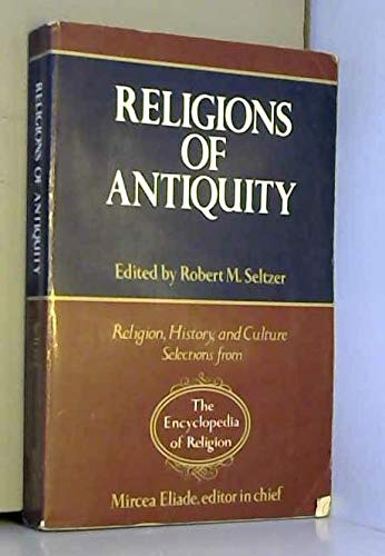 9780028973739: Religions of Antiquity (Religion, History, and Culture)