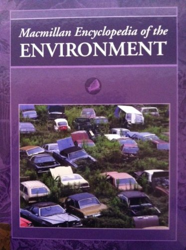 9780028973869: Macmillan Encyclopedia of the Environment: 005