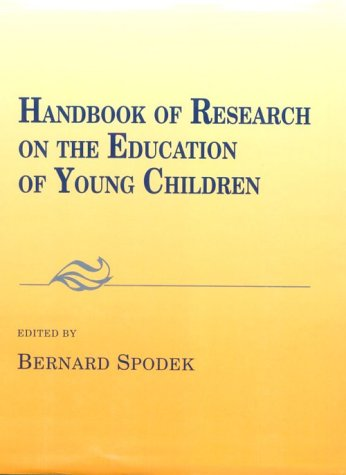 9780028974057: Handbook of Research on the Education of Young Children (Macmillan research on education handbook series)