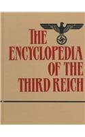 9780028975009: Encyclopaedia of the Third Reich: Vols 1-2