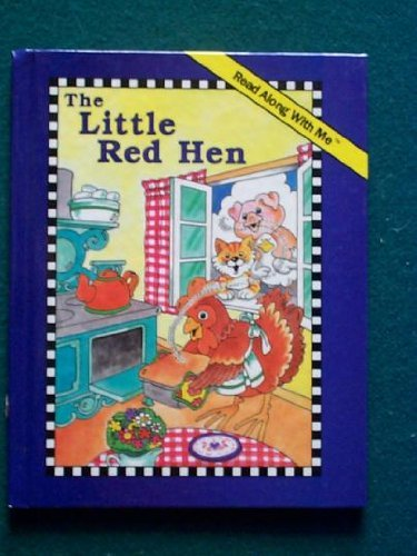 9780028981321: The little red hen (A Read along with me book)
