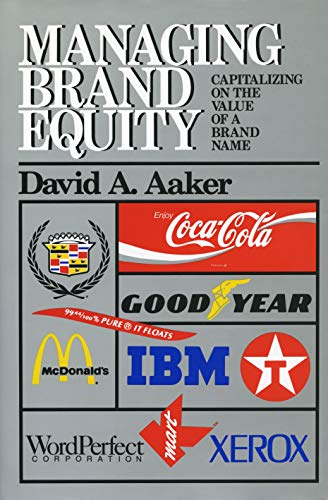 9780029001011: Managing Brand Equity: Capitalizing on the Value of a Brand Name