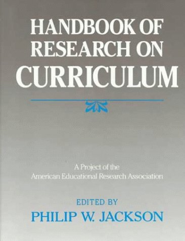 9780029003855: Handbook of Research on Curriculum: A Project of the American Educational Research Association