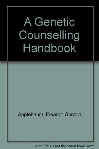 9780029008607: A Genetic Counseling Casebook