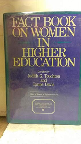 9780029009512: Fact Book On Women In Higher Education: (American Council on Education Oryx Press Series on Higher Education)