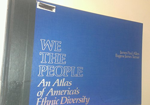 9780029014202: We the People: Atlas of American Ethnic Diversity