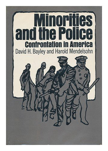 9780029019818: Minorities and the police: Confrontation in America