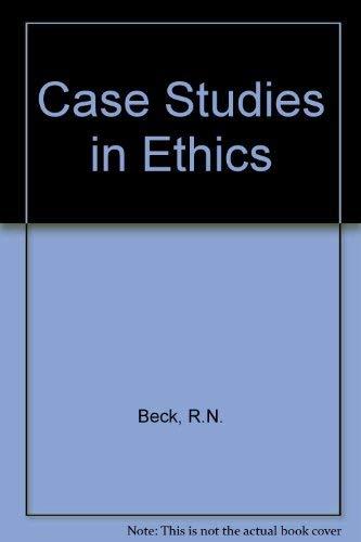 9780029020609: Ethical Choice