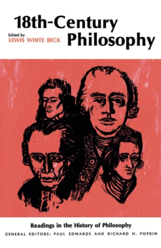 Eighteenth-Century Philosophy: Lewis White Beck
