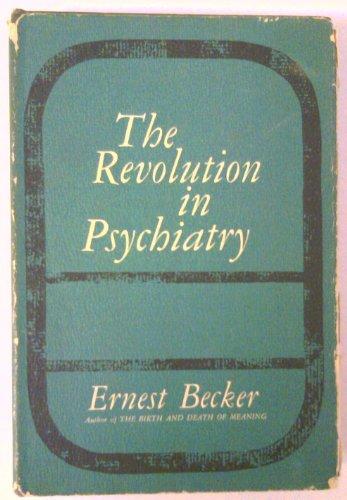 9780029021804: Revolution in Psychiatry