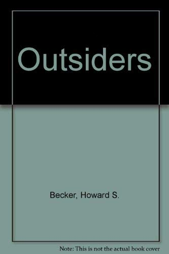 9780029022009: Outsiders