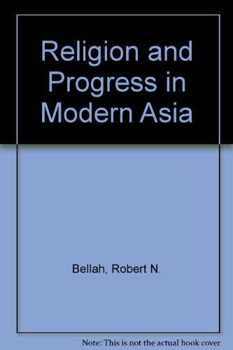9780029024102: Religion and Progress in Modern Asia