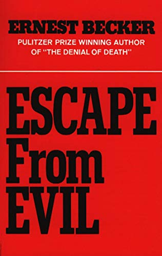 9780029024508: Escape from Evil