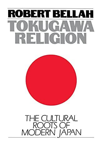 9780029024607: Tokugawa Religion