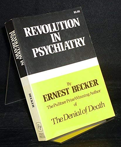 9780029025109: Revolution in Psychiatry