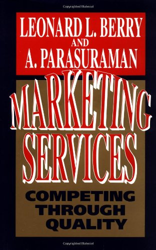 9780029030790: Marketing Services: Competing Through Quality