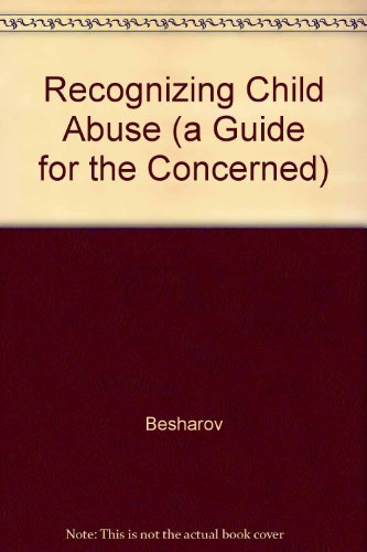 9780029030813: Recognizing Child Abuse (a Guide for the Concerned)