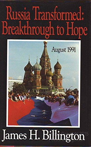 9780029035153: Russia Transformed Breakthrough to Hope