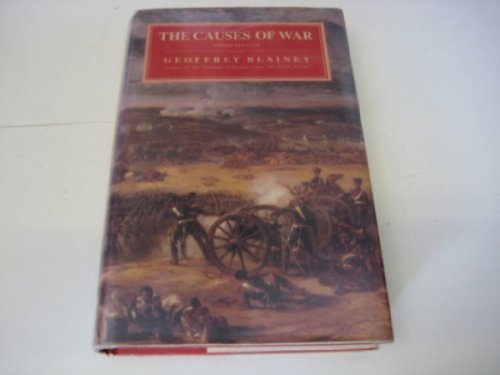 9780029035924: The CAUSES OF WAR 3RD EDITION