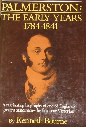 9780029037409: Palmerston, the Early Years, 1784-1841