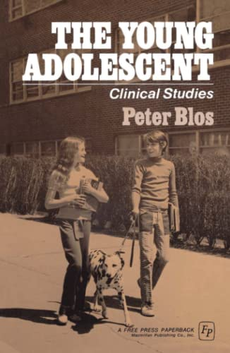 9780029043004: The Young Adolescent: Clinical Studies