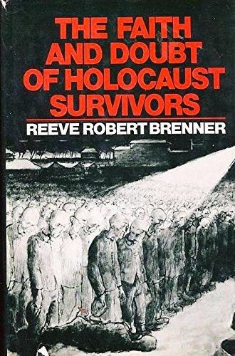 9780029044209: The Faith and Doubt of Holocaust Survivors