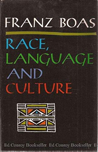 9780029044902: Race, Language and Culture