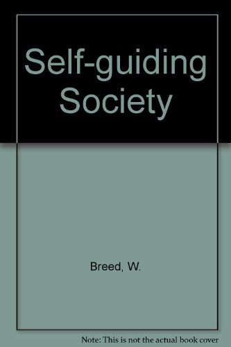 9780029046401: Self-guiding Society