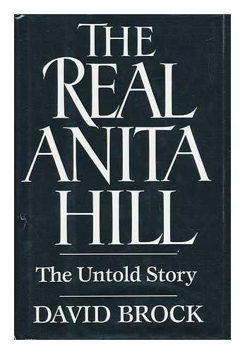 9780029046555: The REAL ANITA HILL