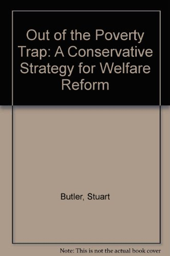 9780029050613: Out of the Poverty Trap : A Conservative Strategy for Welfare Reform