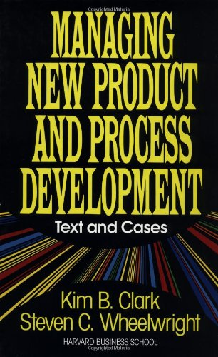 9780029055175: Managing New Product and Process Development: Text and Cases
