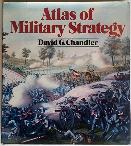 9780029057506: Atlas of Military Strategy