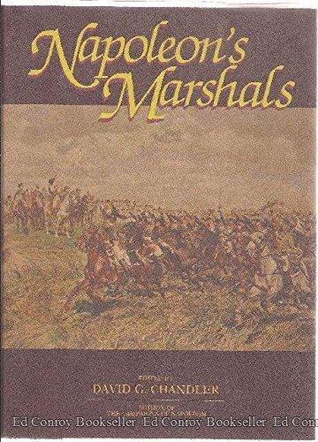 9780029059302: Napoleon's Marshals