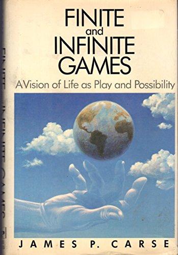 9780029059807: Finite and Infinite Games