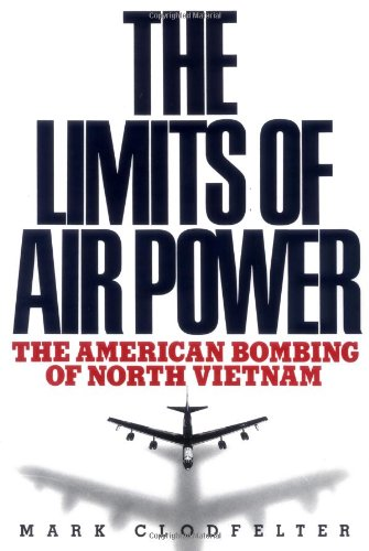 9780029059906: The Limits of Air Power: The American Bombing of North Vietnam