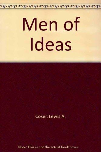 9780029067901: Men of Ideas
