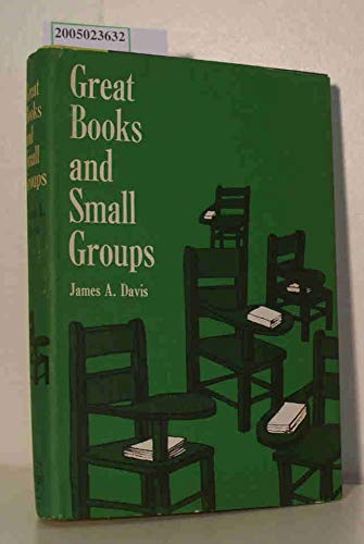 9780029070406: Great Books and Small Groups