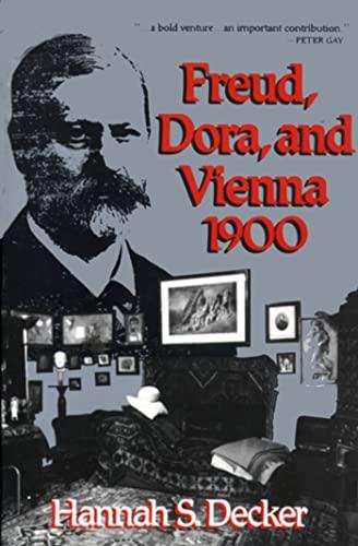 9780029072127: Freud, Dora, and Vienna 1900