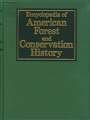 Encyclopedia of American Forest and Conservat 2VOL (9780029073506) by Richard Davis