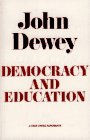 9780029073704: Democracy and Education