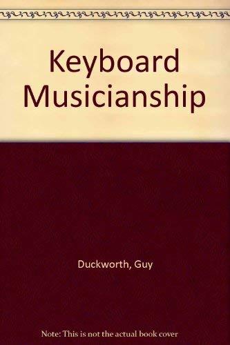 9780029076705: Keyboard Musicianship