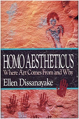 9780029078853: Homo Aestheticus: Where Art Comes from and Why