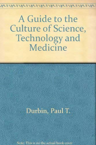 9780029078907: A Guide to the Culture of Science, Technology, and Medicine